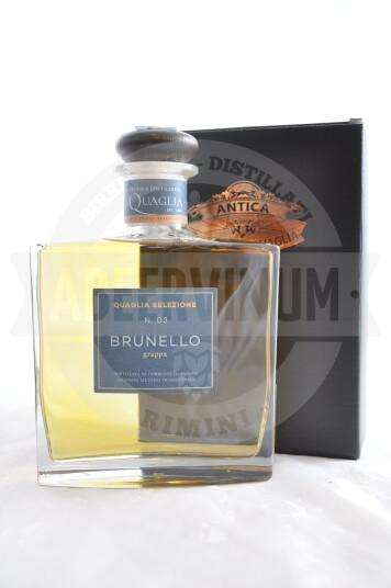 Grappa da Brunello Selezione n. 03 50cl - Antica Distilleria Quaglia