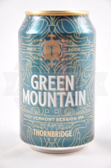 Birra Green Mountain 33ccl