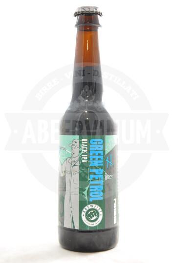 Birra Brewfist Green Petrol bottiglia 33cl