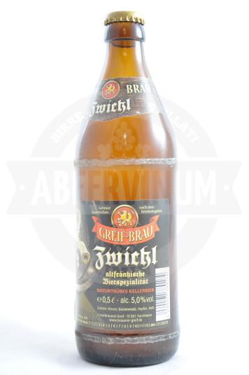 Birra Greif Brau Zwickl 50cl