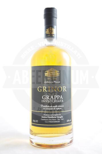 Grappa Grinor Invecchiata 100cl - Antica Distilleria Quaglia