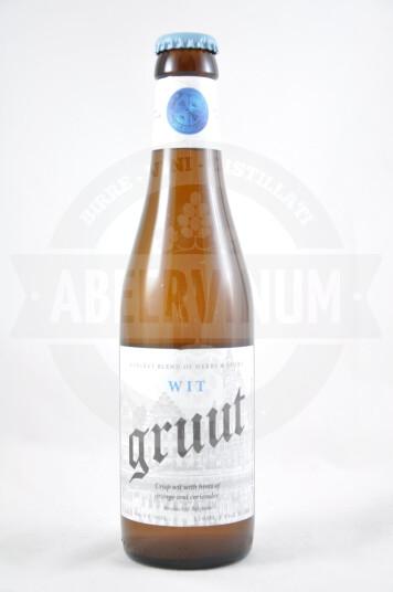 Birra Gruut Wit 33cl