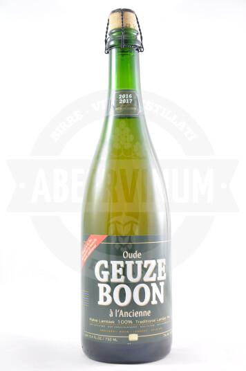 Birra Boon Oude Geuze 2016/2017 75cl