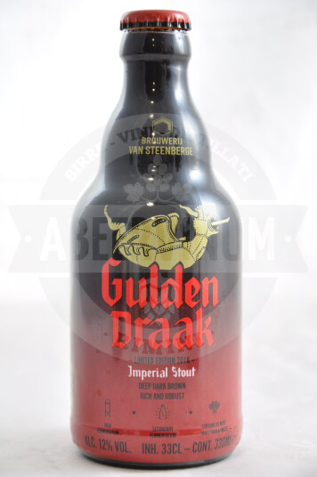 Birra Brouwerij Van Steenberge Gulden Draak Imperial Stout 33 cl