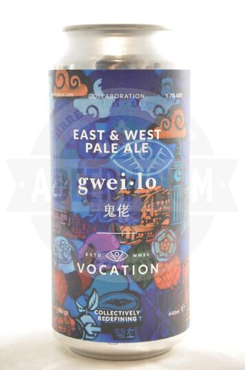Birra Vocation East & West lattina 44cl