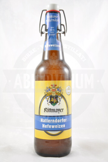 Birra Rittmayer Hallendorfer Hefeweizen 50cl