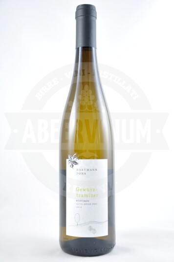 Vino Gewürztraminer Südtirol Alto Adige 2018 - Hartmann Donà