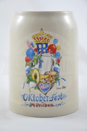 Boccale Birra HB Oktoberfest Ceramica