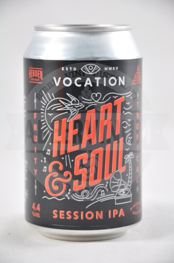 Birra Vocation Heart & Soul lattina 33cl