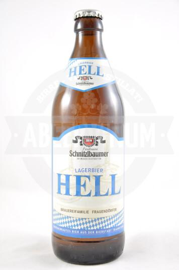 Birra Schnitzlbaumer Hell 50cl
