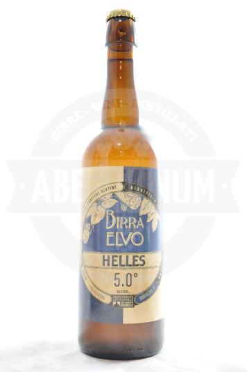 Birra Elvo Helles bottiglia 75cl