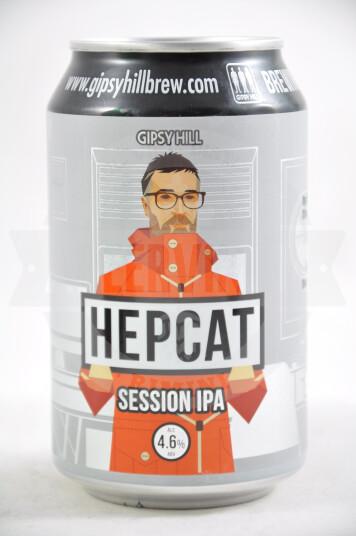 Birra Gipsy Hill Hepcat lattina 33cl