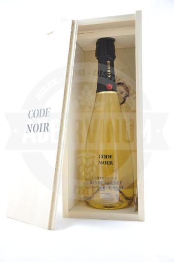 Vino Champagne Brut Code Noir - Henri Giraud