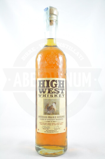 Whiskey High West American Prairie Reserve 70cl
