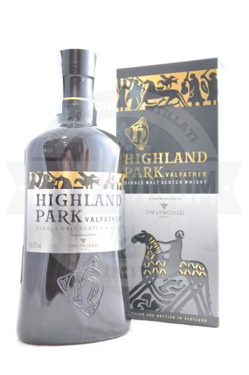 Whisky Highland Single Malt Scotch Valfather 70cl - Higland Park