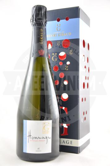 Vino Champagne Hommage a Francois Hemart - Henri Giraud