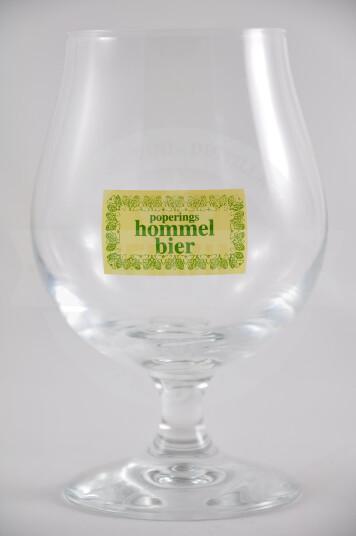 Bicchiere birra Hommelbier
