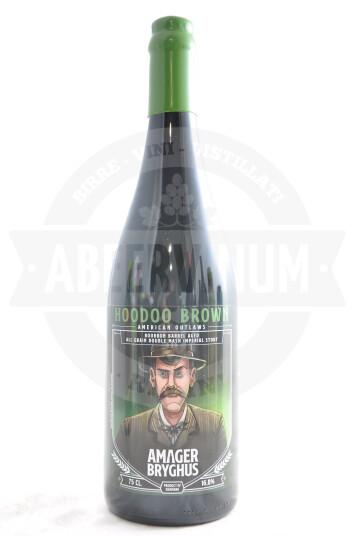 Birra Amager Hoodoo Brown bottiglia 75cl