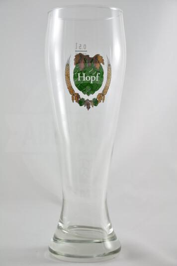 Bicchiere birra Hopf