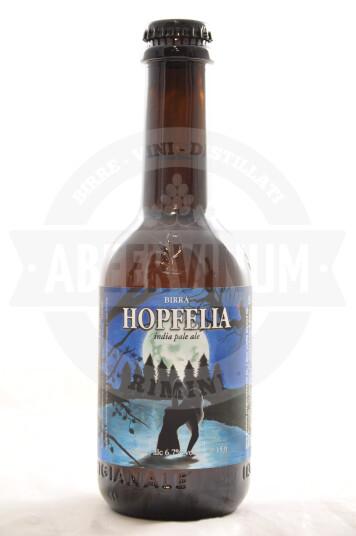 Birra Foglie d'Erba Hopfelia 33cl