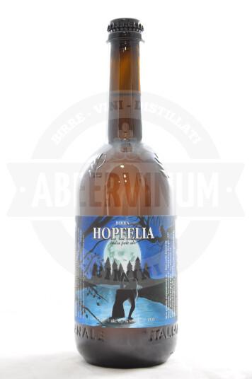 Birra Foglie d'Erba Hopfelia 75cl