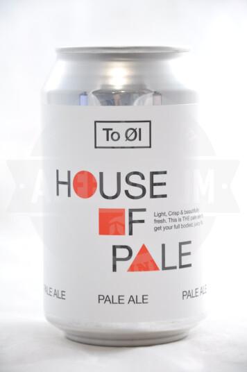 Birra To Ol House of Pale lattina 33cl