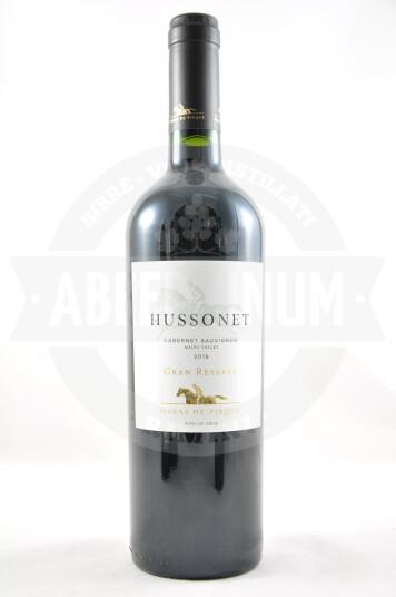 Vino Cileno Cabernet Sauvignon Gran Reserva Hussonet 2016 - Haras de Pirque, Antinori