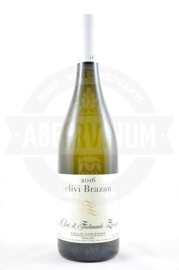 Vino Clivi Brazan Bianco Collio Goriziano DOP 2016 - I Clivi