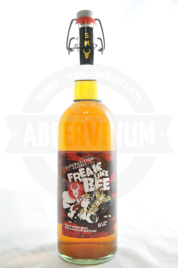 Idromele Superstition Freak-Like Bee 75cl