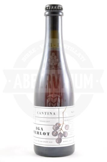 Birra IGA Merlot 37.5cl