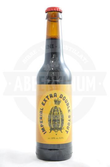 Birra Puhaste Imperial Extra Double Stout bottiglia 33cl
