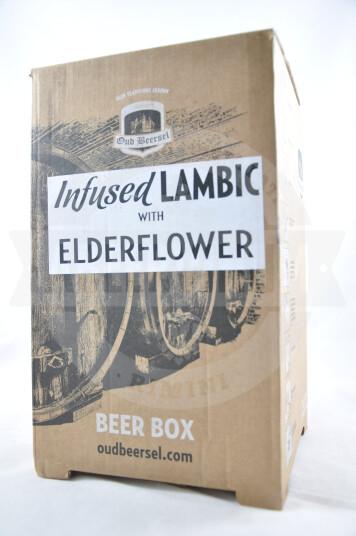 Beer Box Oud Beersel Infused Lambic with Elderflower 3,1l
