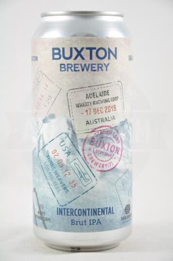Birra Buxton Intercontinental Brut lattina 44cl
