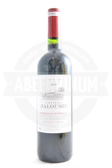Vino Francese Bordeaux Supérieur 2018 - Château Jalousie