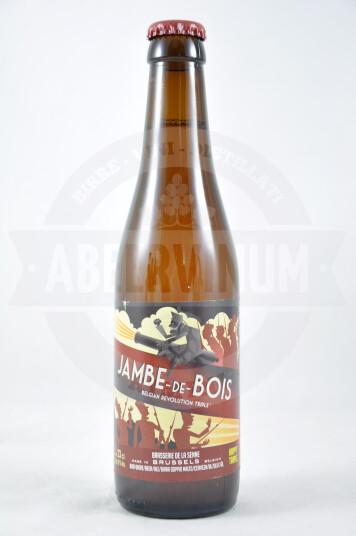 Birra Brasserie de la Senne Jambe de Bois 33cl
