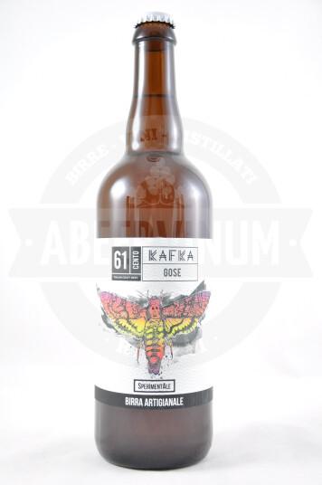 Birra Kafka Gose 75cl