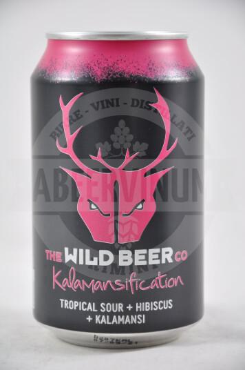 Birra Wild Beer Kalamansification lattina 33cl