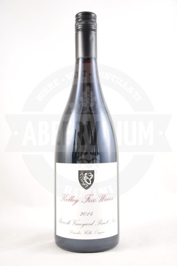 Vino Statunitense Maresh Vineyard Pinot Noir 2014 - Kelley Fox Wines