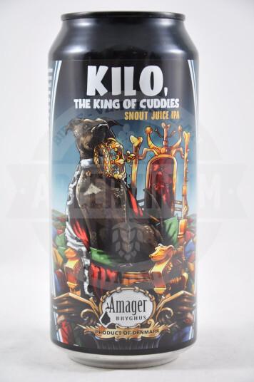 Birra Amager Kilo, The king of Cuddles lattina 44cl