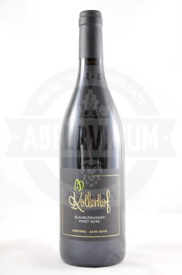 Vino Blauburgunder Pinot Nero Sudtirol Alto Adige DOC 2015 - Kollerhof