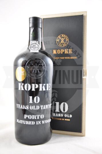 Vino Liquoroso Porto 10 Years Old Tawny Matured in Wood - Kopke