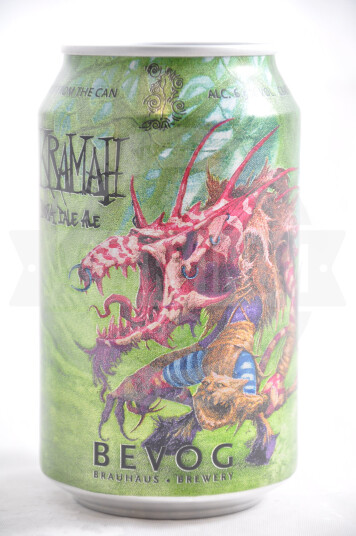 Birra Bevog Kramah Lattina 33cl