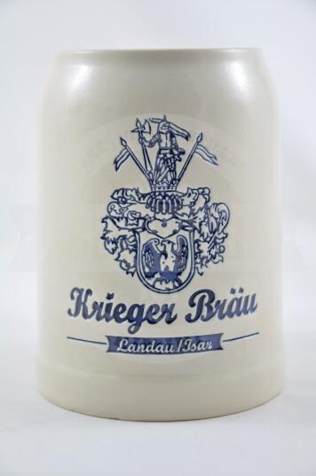 Boccale Birra Krieger Brau Ceramica