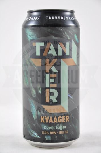 Birra Tanker Kvaager 44cl