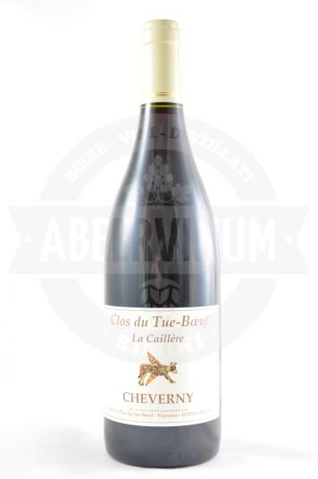 Vino Francese Cheverny Rouge  La Caillère  2016 - Clos du Tue-Boeuf