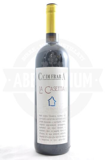 """Vino """"La Casetta"""" Croatina Pavia IGP 2018 - Cà di Frara"""
