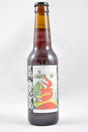 Birra Cognac Barrel 33cl