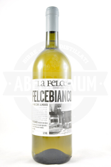 Vino Bianco Felcebianco 2019 - La Felce (1l)