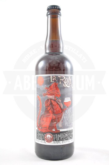 Birra Jolly Pumpkin La Roja 75cl