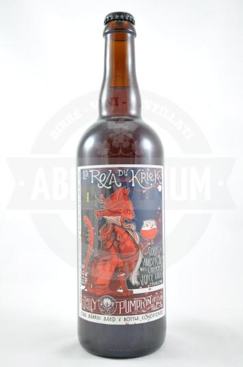 Birra La Roja Du Kriek 75cl